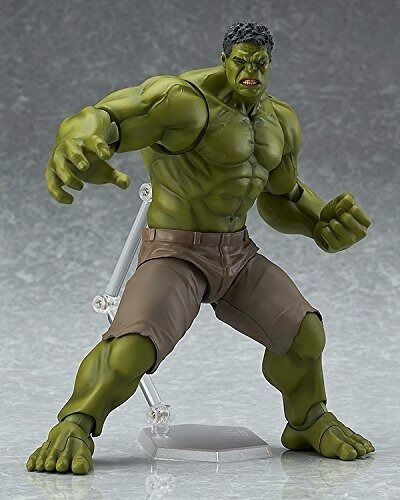 Figma 271 The Avengers HULK Action Figure Good Smile Smile Good Company NEW from Japan f6a266