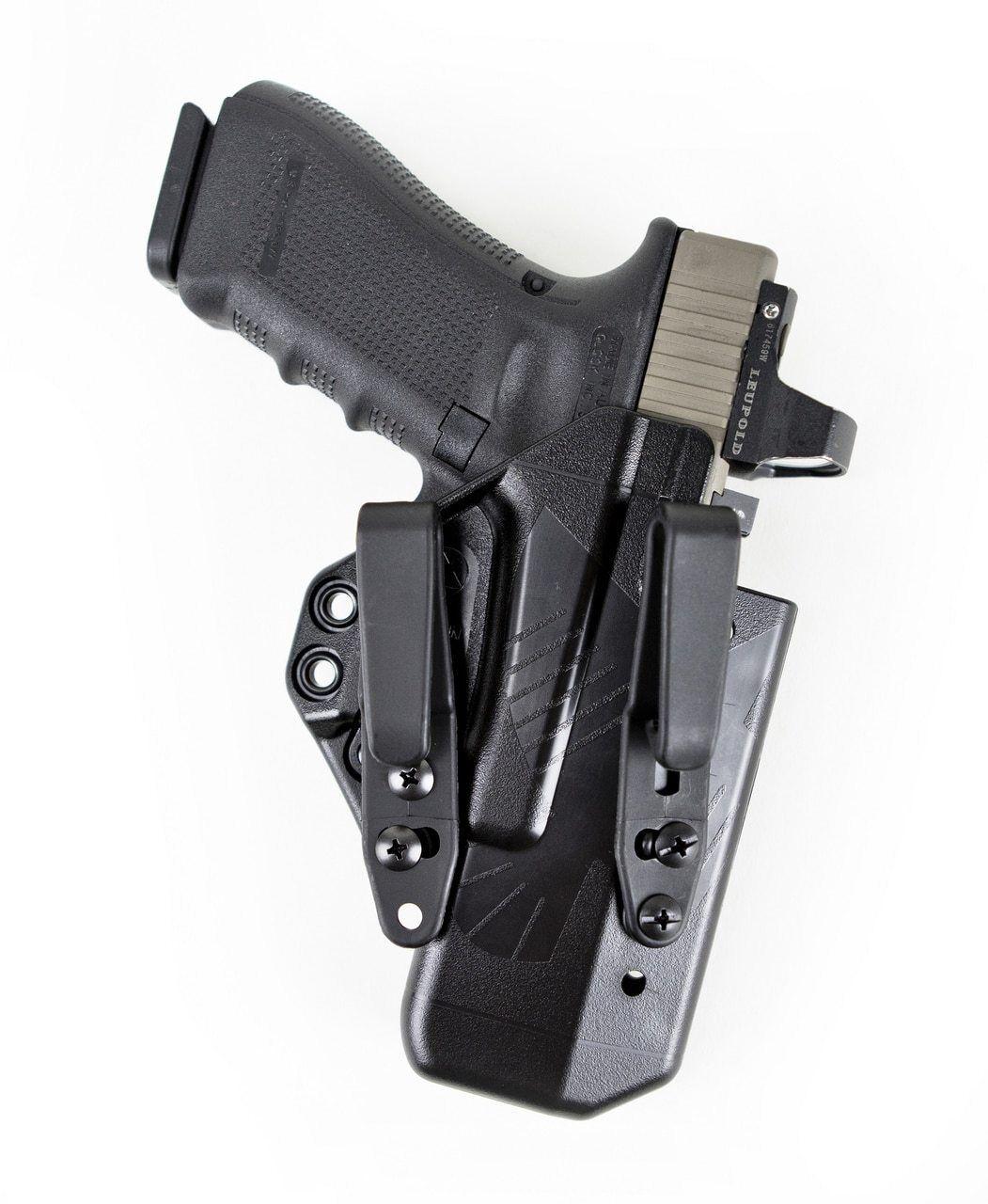 Raven ocultamiento Eidolon Básico Kit Kit Kit tucke Holster RMR Corto Para Glock 17 22 31 592ce5