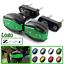 Sturzpad-Puig-Schuetzer-Crash-pad-sliders-Protector-fuer-Kawasaki-Z750-2007-2013 Indexbild 1