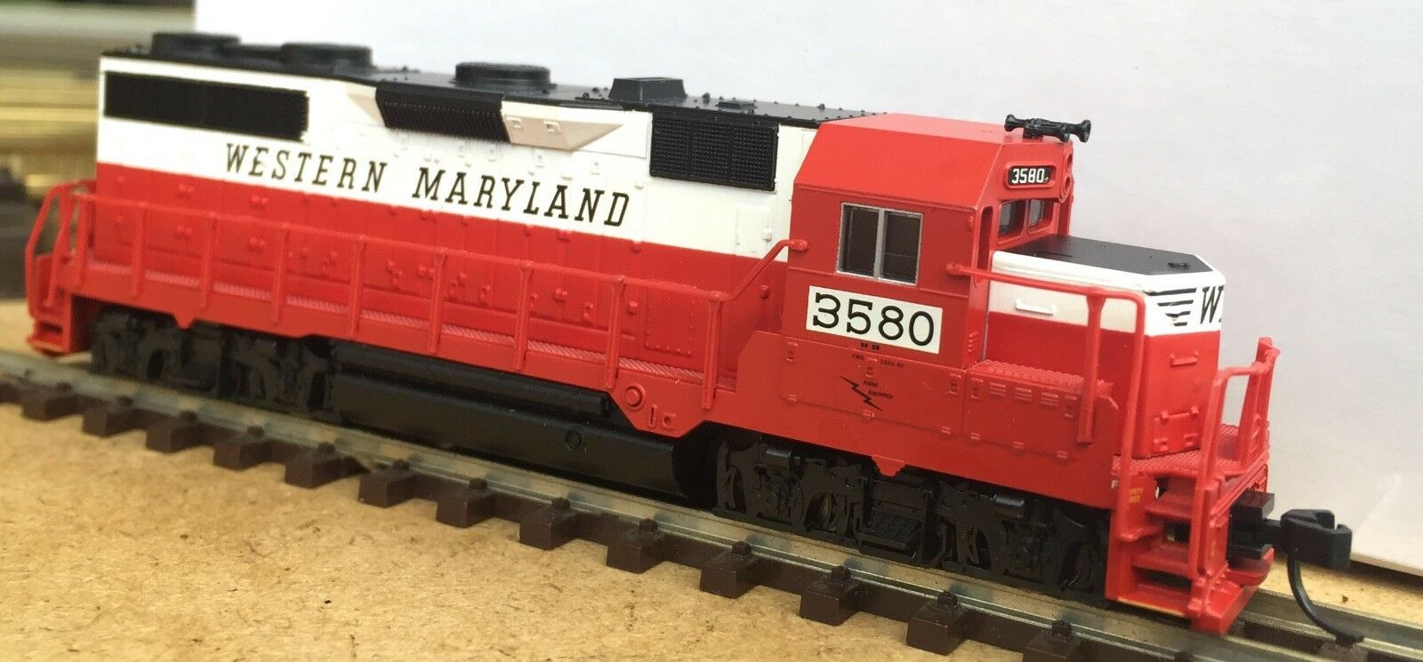 Western Maryland GP35 (New & Unboxed)