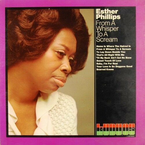 Esther Phillips - From a Whisper to a Scream [New Vinyl]