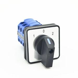 AC600V-terminales-20A-12-1-0-2-3-Posiciones-De-Interruptor-rotativo-Cam-Cambio