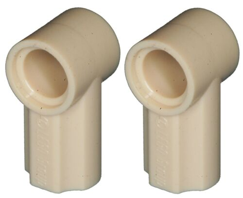 Missing Lego Brick 32013 Tan x 2 Technic Angle Connector #1