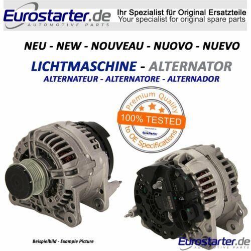 Lichtmaschine 95Amp NEU OE Nr 0120484024 für MAN