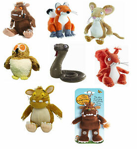 The-Gruffalo-Characters-and-Child-Soft-Toy-Plush-from-Julia-Donaldson-Book