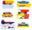 Satz von 6 Dinky Toys Atlas Ford Triumph Opel Modellauto LKW Miniatur MARDT6