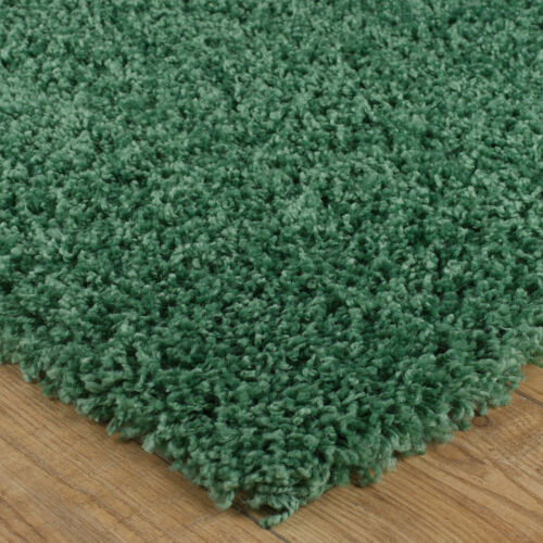 MODERN QUALITY LARGE 4.5 CM SUPER SOFT NON SHED LOW COST THICK SALE SHAGGY RUGS
