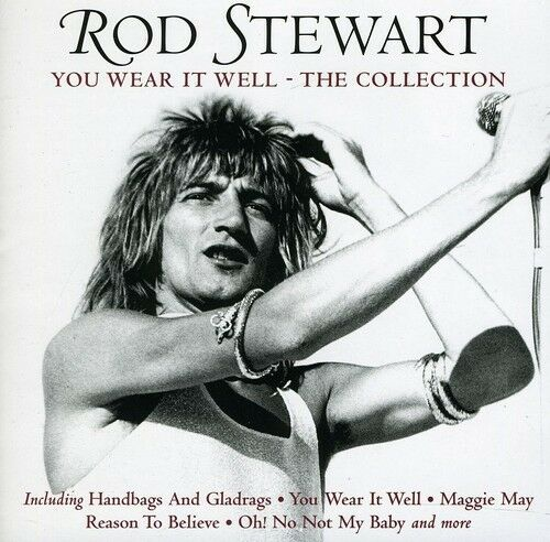 1 of 1 - Rod Stewart - You Wear It Well: Collection [New CD]