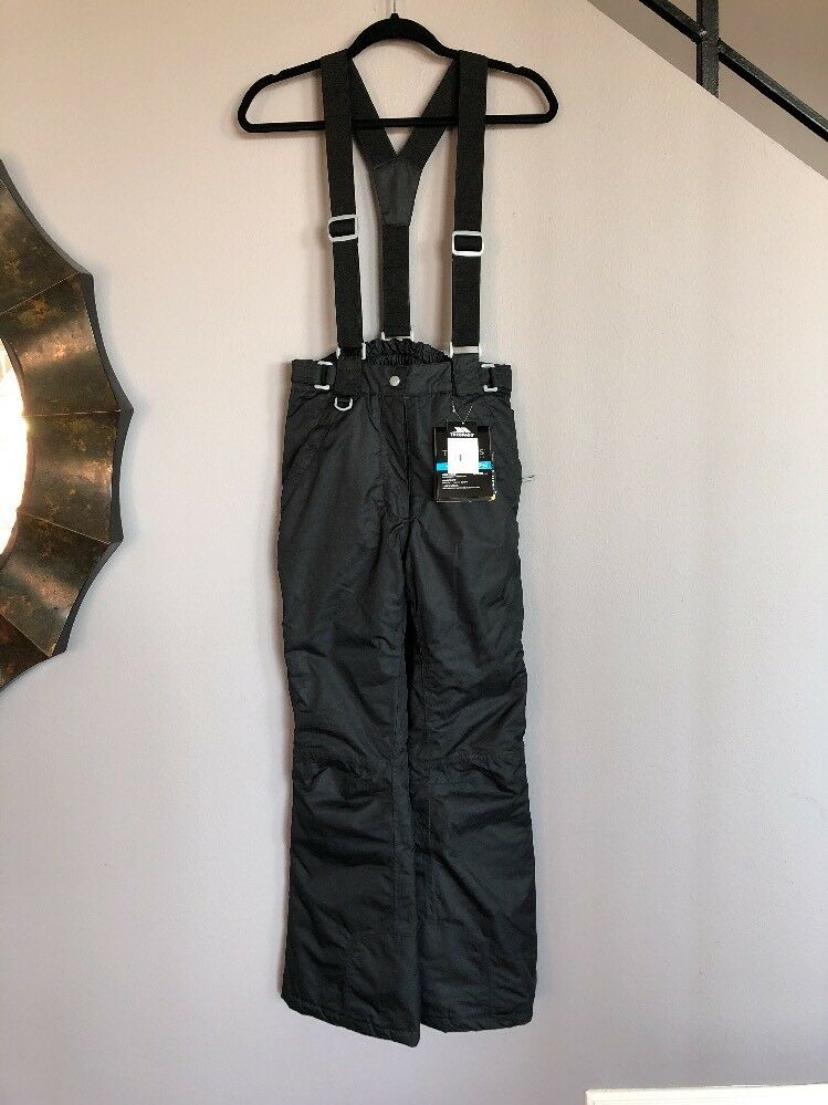 Trespass Technical Performance TP50  Waterproof Breathable Ski Pants Ladies XS  free shipping!