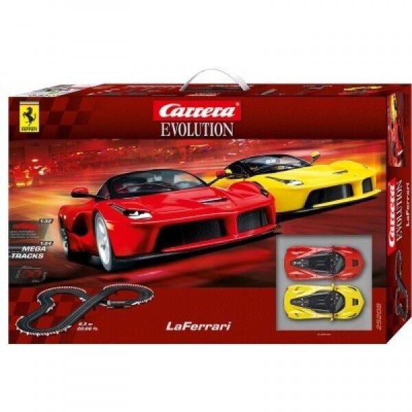 Carrera CA25208  Evolution LaFerrari Set 1 32 , BRAND NEW