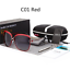 BARCUR Polarized Luxury Ladies Sunglasses Women Gradient Lens Round Sun glasses
