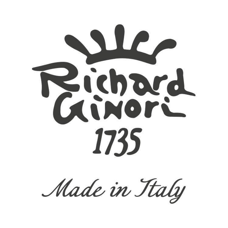 Richard Ginori -alte Ginori Ginori Ginori weiß - 6 Gericht Salat Ø cm 23 - Einzelhändler 59a5e9