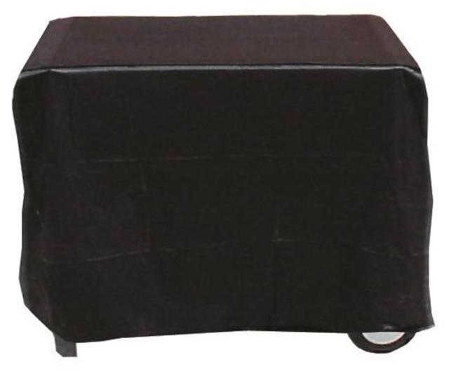 BQC008 60x95cm Black Waterproof Flat topped XSMALL BBQ Cover
