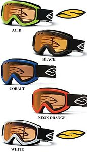40934b5937c7 Image is loading Smith-Optics-Cascade-Snowboard-Ski-Goggles-Many-Colors-