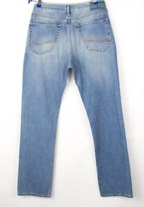 Tommy Hilfiger Hommes MERCER Jeans Jambe Droite Taille W34 L34 BCZ499