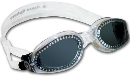 KAIMAN SWIMMING GOGGLES adult swim CLEAR TINTED Aqua Sphere