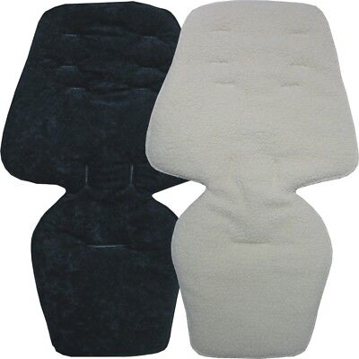 Reversible Seat Liners to fit Silver Cross Wave /& Coast pushchairs Custom made