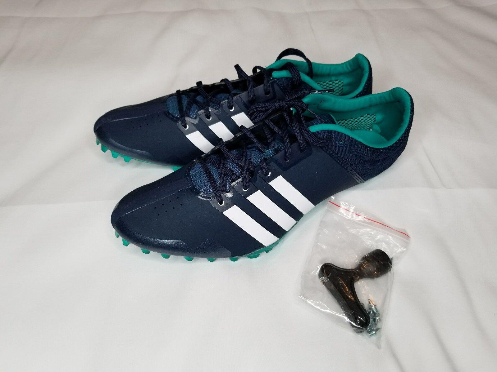 Gli uomini  adidas adizero primo finezza pista campo scarpe af5647 da corsa af5647 scarpe dimensioni 11,5 be8acd