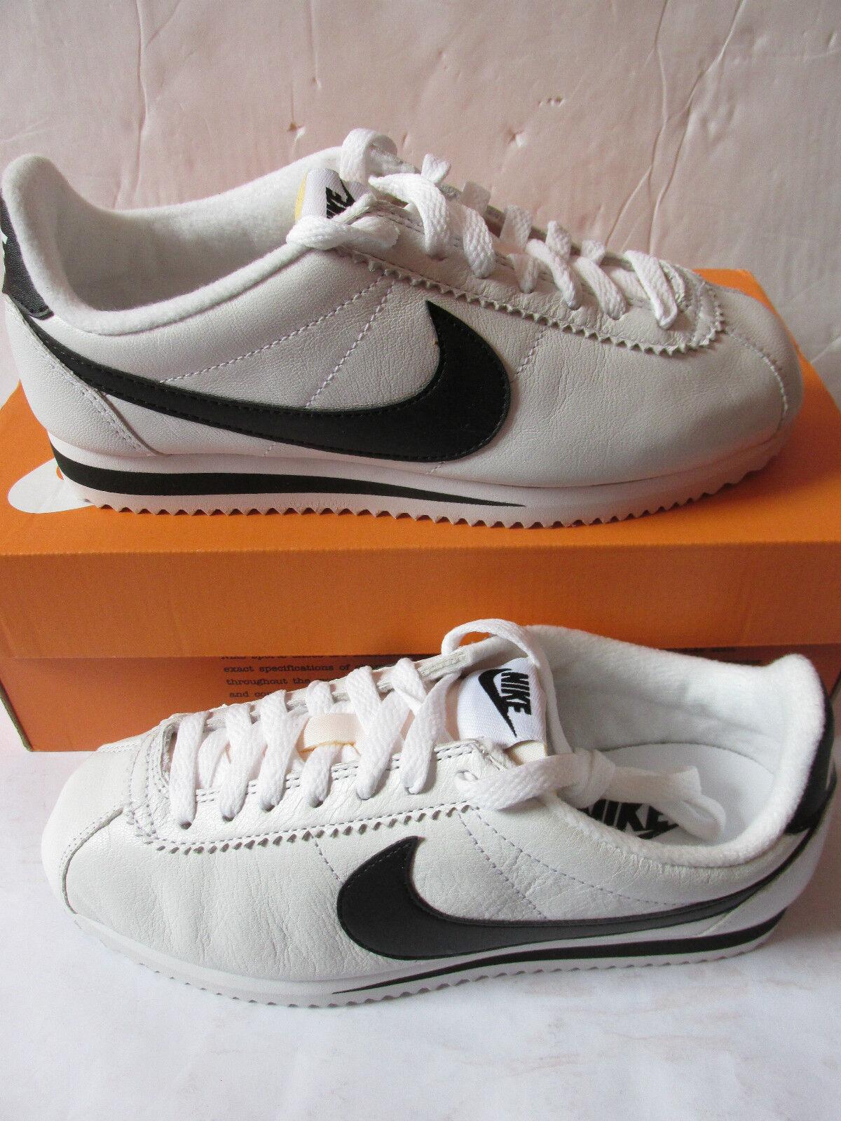 nike classic cortez PREM mens trainers 807480 101 sneakers shoes