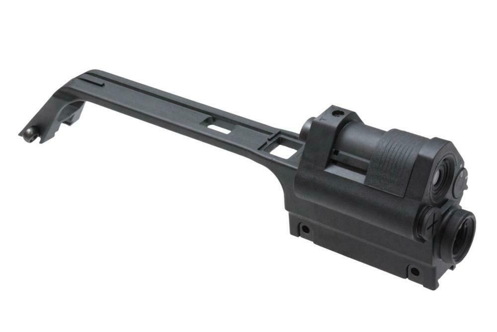 LUNETTE VISEE POINT rot G316V SCOPE S&T ABS schwarz POUR G36   G316