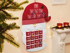 Adventskalender Kalender NIKOLAUS zum Selbstfüllen Selbstbefüllen Weihnachten