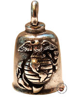 United States Marines Motorcycle Gremlin Ride Bell Made In Usa Usmc