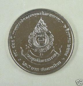 THAILAND 20 BAHT COIN ASEAN Economic Community 2015 COMM UNC