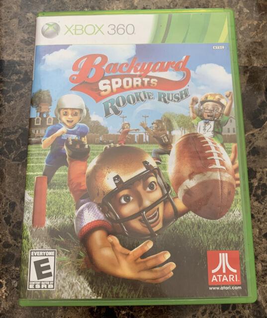 Backyard Sports Football: Rookie Rush - Xbox 360 | eBay