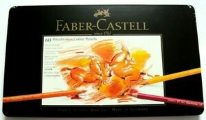 Faber-Castell-Farbstift-POLYCHROMOS-60er-Metalletui