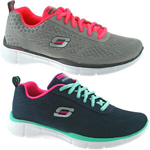 LADIES SKECHERS TRUE FORM EQUALIZER MEMORY FOAM COMFORT SHOES SIZE UK 3-8 11891