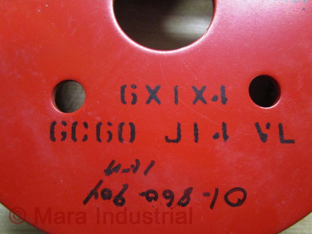 Desanno Universal GC120 J14 VL Plate Mounted Grinding Wheel