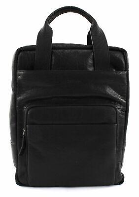 Attivo Strellson Coleman 2.0 Backpack Lvz Zaino Borsa Per Laptop Borsa Black Nero- Colori Armoniosi