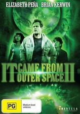 It Came From Outer Space II (DVD, 2013) R4 BRAND NEW SEALED - FREE POST!