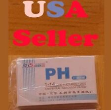 80 Litmus Paper Test Strips Alkaline- Acid pH Indicator Testing Kit