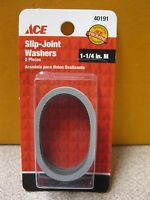 Ace Hardware Slip Joint Washers 1-1/4 40191 Free Shipping