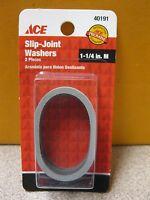 Ace Hardware Slip Joint Washers 1-1/4 40191 Free Shipping