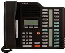 NORTEL MERIDIAN M7324 Black Display Phone NT8B42AC-03