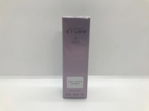 Dr.Barbara Sturm AntiAging Primer 1 Oz New In Box Sealed