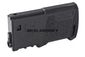 ARES-Amoeba-120rds-Short-Magazines-For-M4-M16-AEG-Black-AM4S-120-BK
