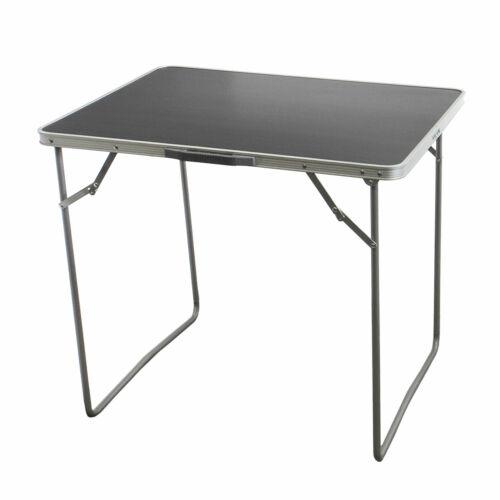 In alluminio campeggio tavolo 80x60x69cm portatile tavolo da balcone tavolo picnic tavolo pieghevole tavolo