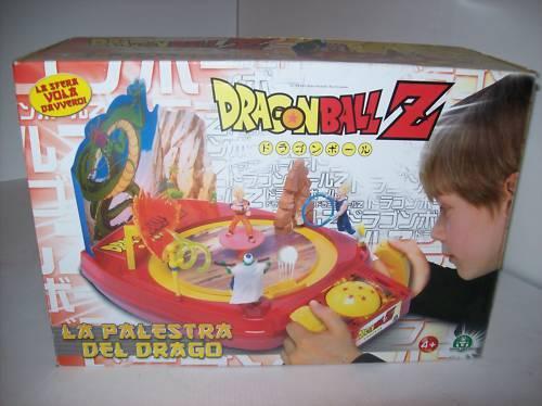 DRAGON BALL Z LA PALESTRA DEL DRAGO anno 1989