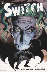 Batman-Joker-Switch-1-DC-Comic-1st-Print-NM-2003-ships-in-t-folder