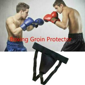 Groin Guard With Gel Cup Boxing MMA Protector Box Martial Arts Abdo Jock Straps