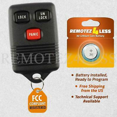 2 For Toyota GQ43VT7T Keyless Entry Remote Car Key Fob Control