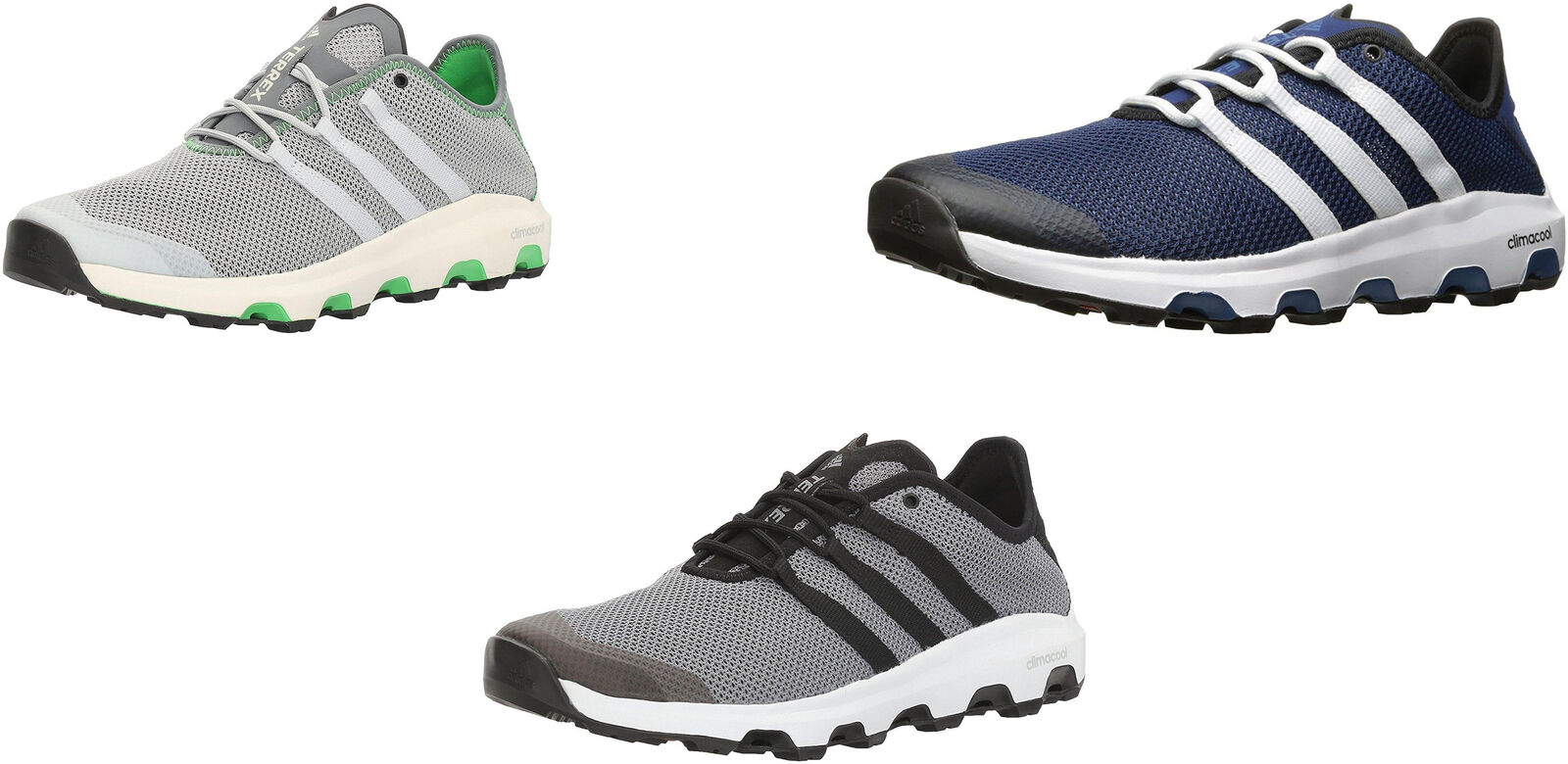 Adidas outdoor Men's Terrex Climacool Voyager Water shoes, 3 colors