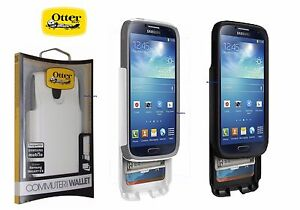 info for 3693e 2d895 Details about Otterbox for Samsung Galaxy S4 Commuter Series Wallet Case New