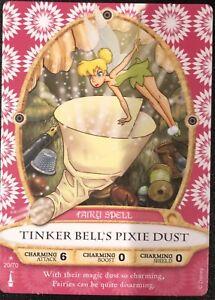 Sorcerer-of-the-Magic-Kingdom-Card-20-Tinker-Bell-s-Pixie-Dust-2-Random-New