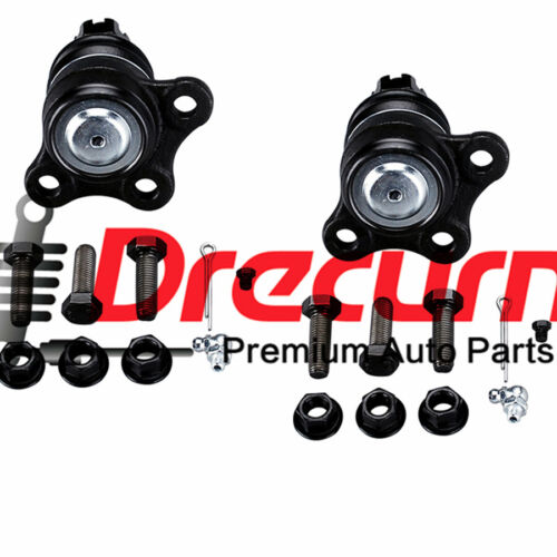 8PC Front End Steering Tie Rod Ball Joint Set For Acura SLX Isuzu Trooper 4WD