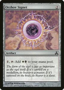 Orzhov-Signet-Guildpact-Common-LP-MTG-Magic-Card