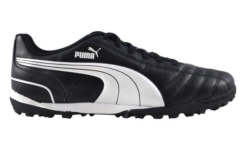 New shoes Puma Attacanto Finale Tt Football shoes Artificial Lawn Black Mens